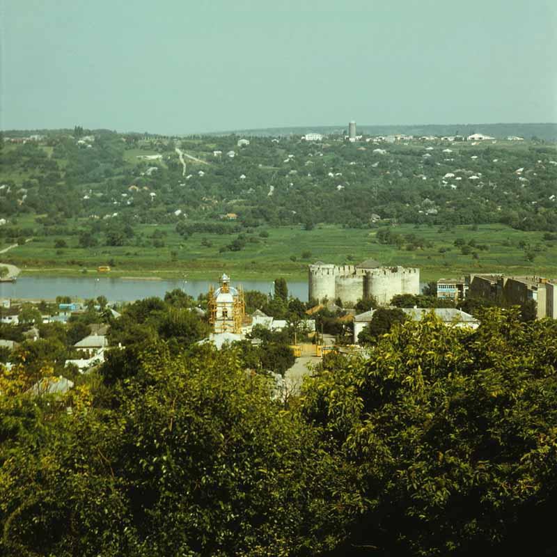 Soroca district center (1980).